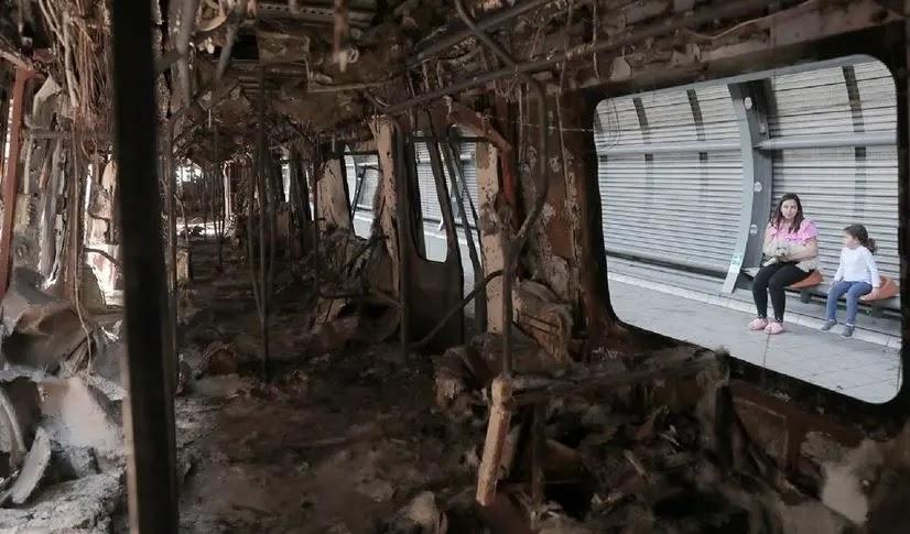 Fiscal revela que algunos ataques al Metro fueron directo a sus sistemas de electricidad