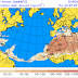 Onda tropical provoca aguaceros; el polvo del Sahara vuelve al país