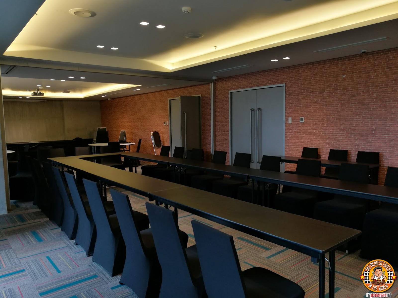 B Hotel Quezon City Function Room