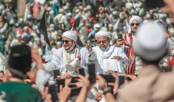 Polisi Menetapkan Habib Rizieq Shihab (HRS)  Sebagai Tersangka
