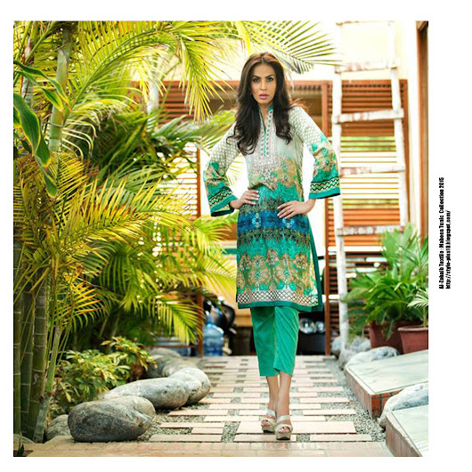 Al Zohaib Textile : Maheen Tunic Collection 2015 ~ Style-Plus10