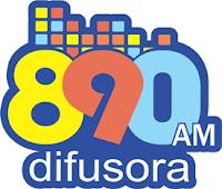 Rádio Difusora 890 AM de Bento Gonçalves RS ao vivo