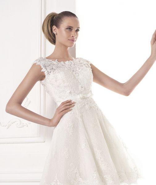vestidos de novia al civil 2013