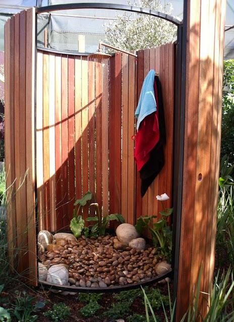 ตกแต่งห้องอาบน้ำแบบธรรมชาติ
