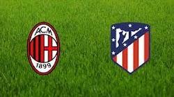 نتيجة مباراة أي سي ميلان واتلتيكو مدريد بث مباشر اون لاين في دوري أبطال اوربا العالمي سبورت