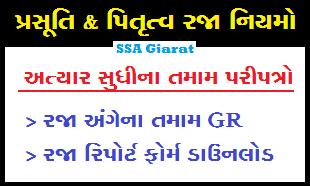 Prasuti And Pitrutva Raja All Paripatra gr niyamo form