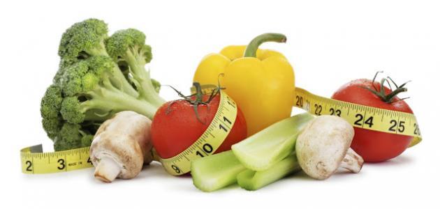 اكلات تخسيس الوزن