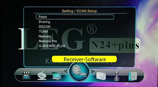 Leg N24 Plus 1507g 1g 8m Receiver Software 29 December 2020Leg N24 Plus 1507g 1g 8m Receiver Software 29 December 2020