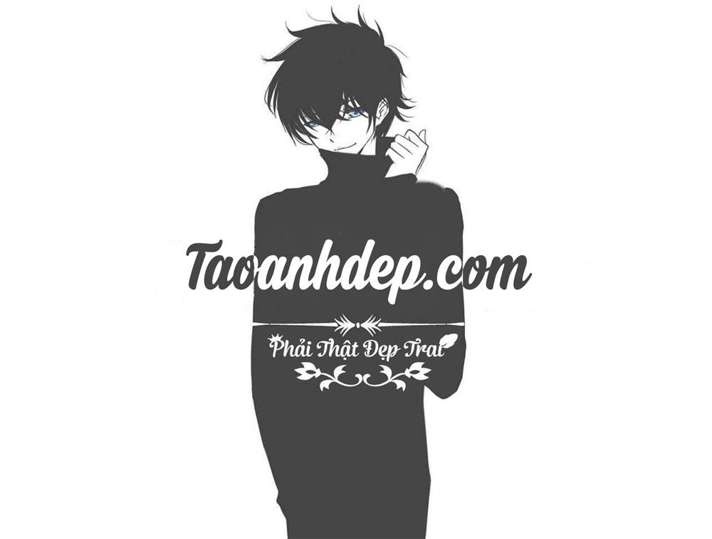 Tạo ảnh avatar anime Phải thật đẹp trai
