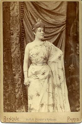 Sybil Sanderson as Thaïs