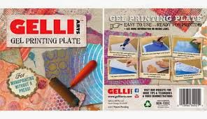 gelli plate giveaway 2019