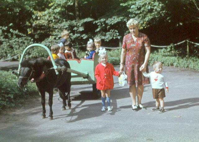 1975 год. Рига. В Межапарке