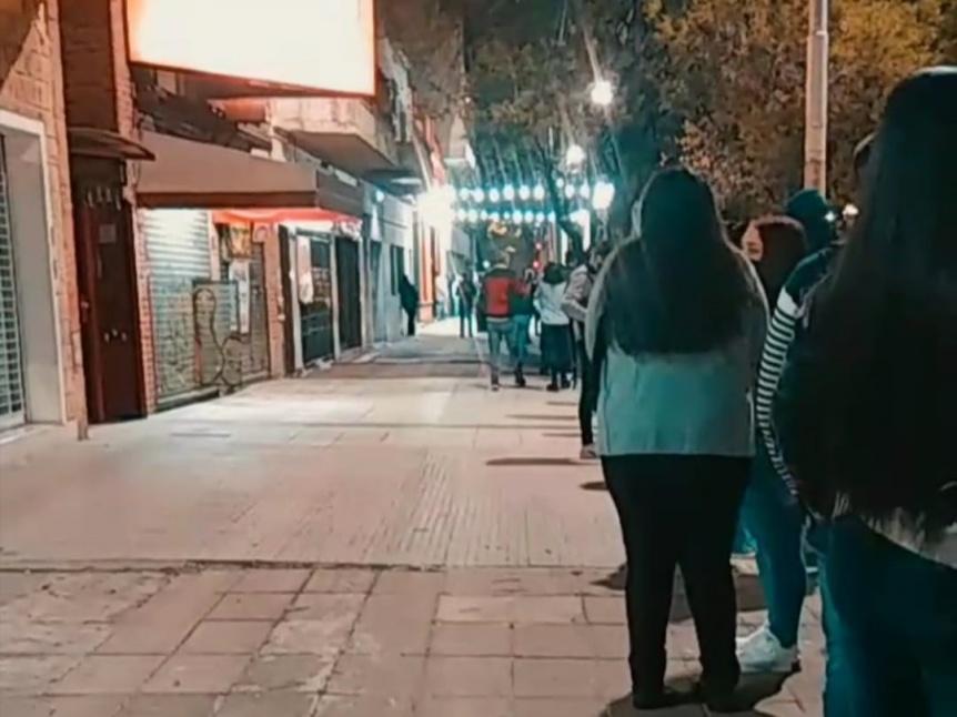 Desempleo en Argentina