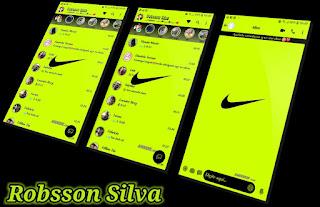 Nike Sports Theme For YOWhatsApp & Fouad WhatsApp By Robsson