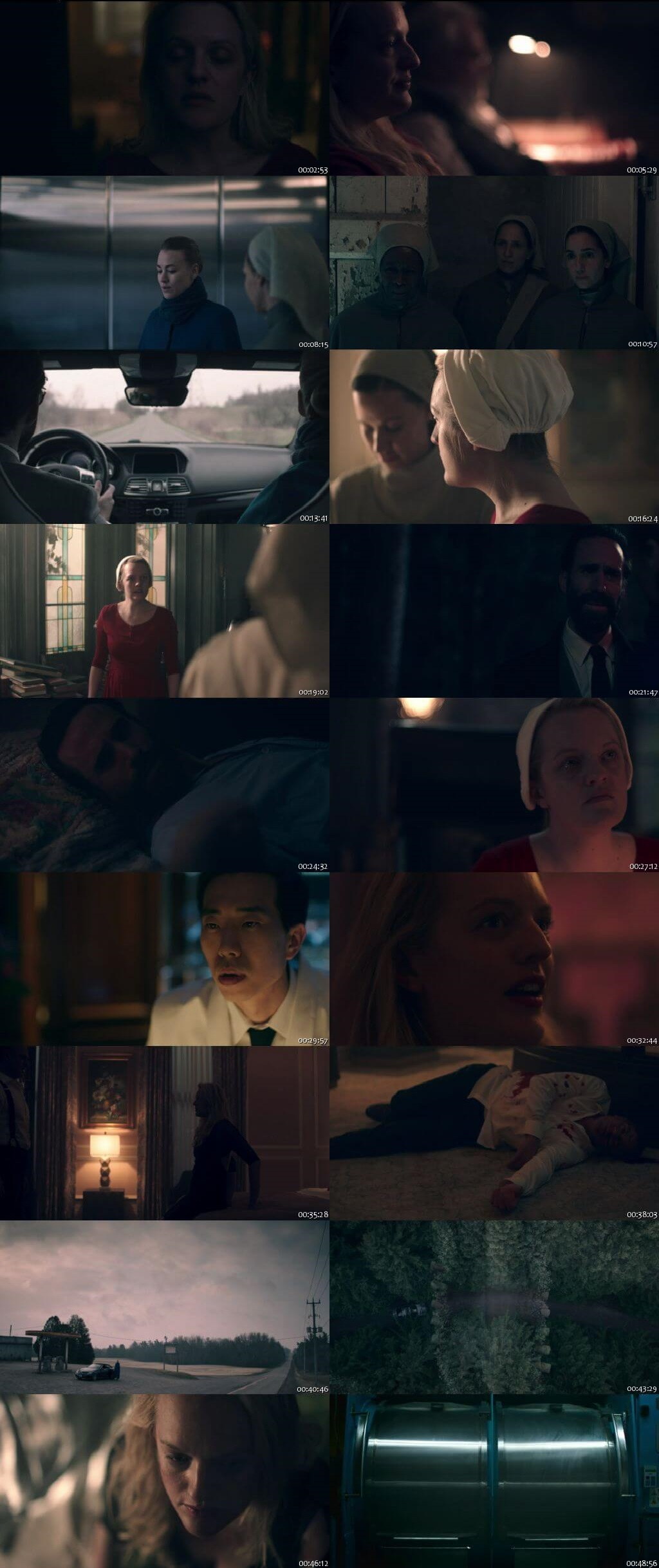 Screenshots Of English Show The Handmaids Tale Season 03 Episode 11 2019 WEB-DL 720P 300MB