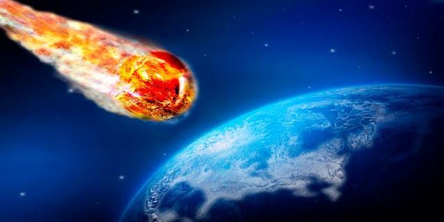 Αστεροειδής μεγέθους σαν την Μεγάλη Πυραμίδα της Γκίζας πλησιάζει την γη (βίντεο)