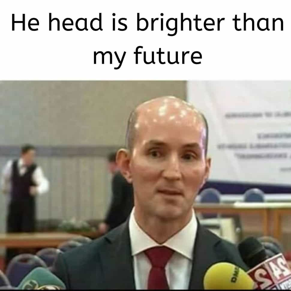 His-head-is-brighter-than-future-humor-memes