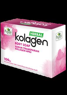 SABUN KOLAGEN (Collagen Body Soap)