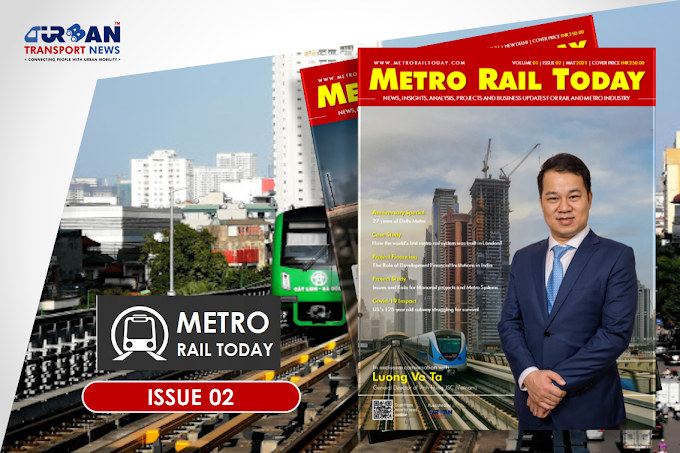 Metro Rail Today May 2021 Published