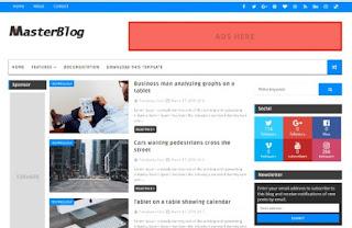 Free premium blogger templates 2019