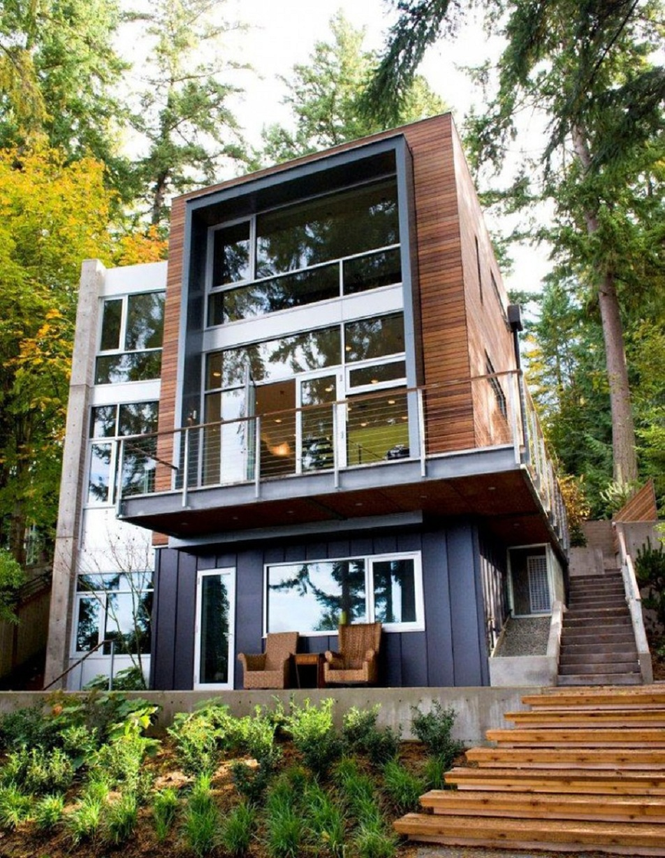 Tiny House Architecture: Architecture: Modern Architecture