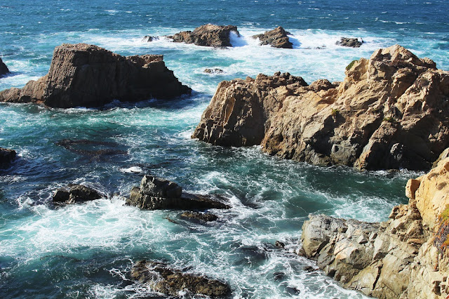 Driving to Big Sur, California road trip - travel blog
