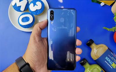Cara Hard Reset Samsung Galaxy M30