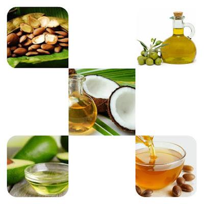 tratamento cabelo oleos vegetais