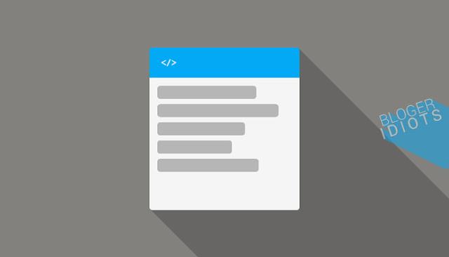 Pure CSS3 syntax highlighter dengan tampilan menarik