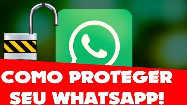 Como proteger seu whatsapp!