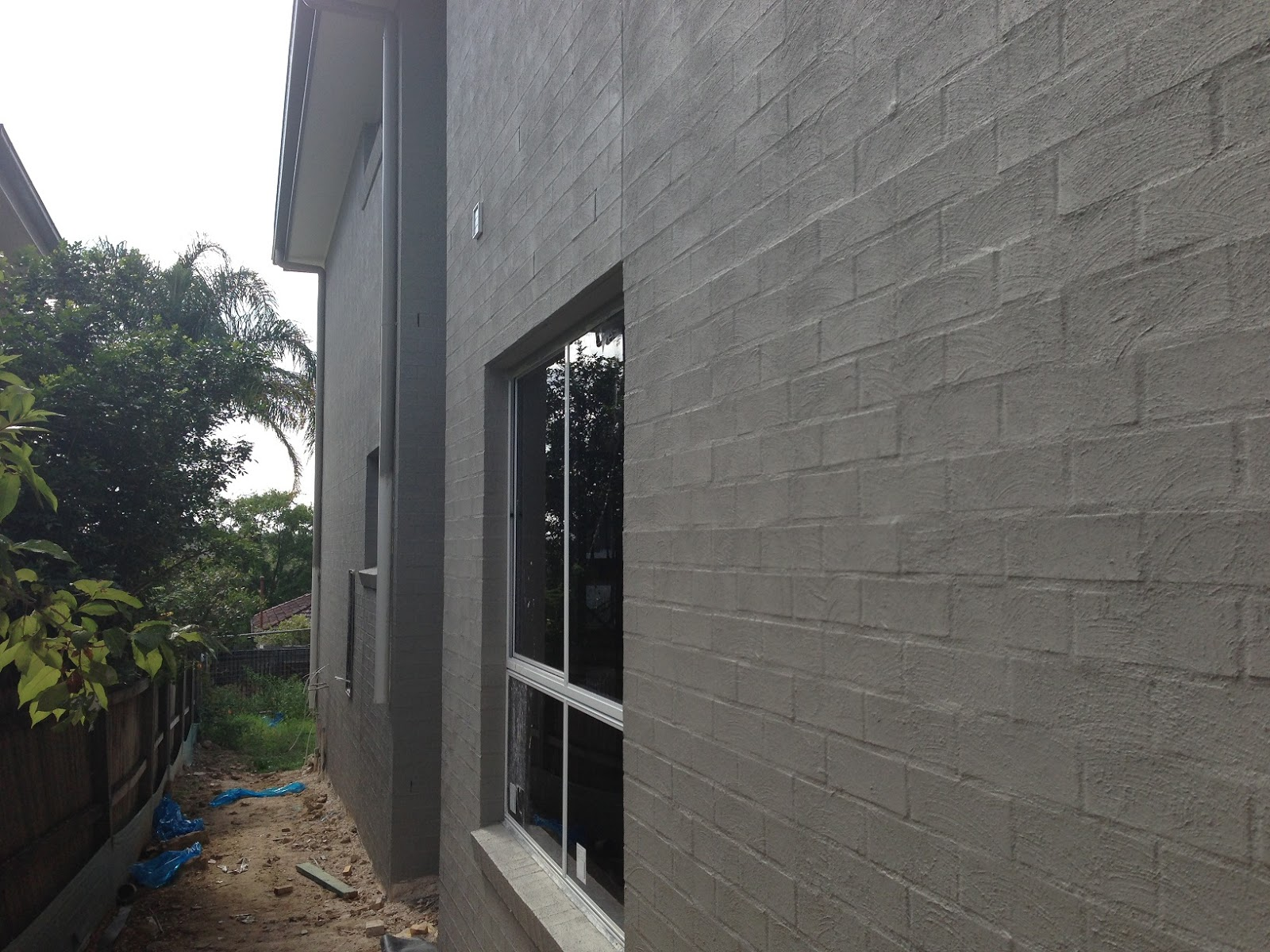 New Lindfield House Moroka finish complete