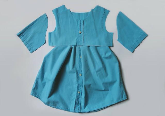 jak uszyć dziecięcą sukienkę