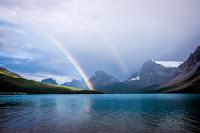 Rainbow - Photo by David Brooke Martin on Unsplash