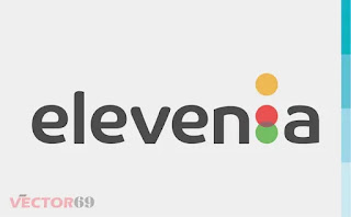 Logo Elevenia - Download Vector File SVG (Scalable Vector Graphics)