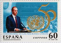 50 ANIVERSARIO DE LAS NACIONES UNIDAS