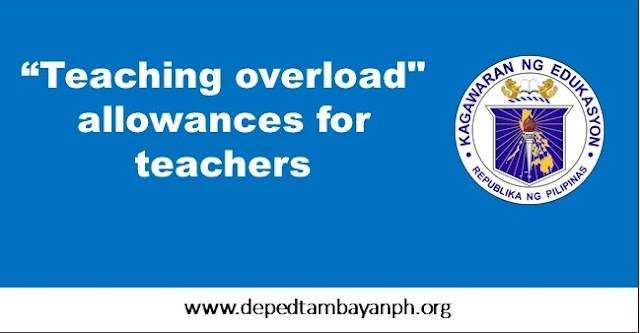 """DepEd proposes """"teaching overload"""" allowances for teachers"""