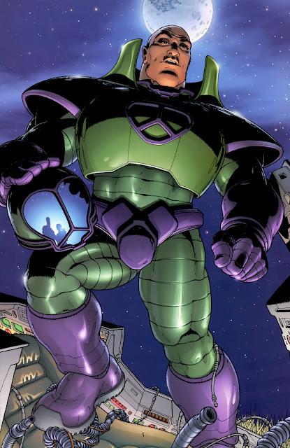 lex luthor earth 2