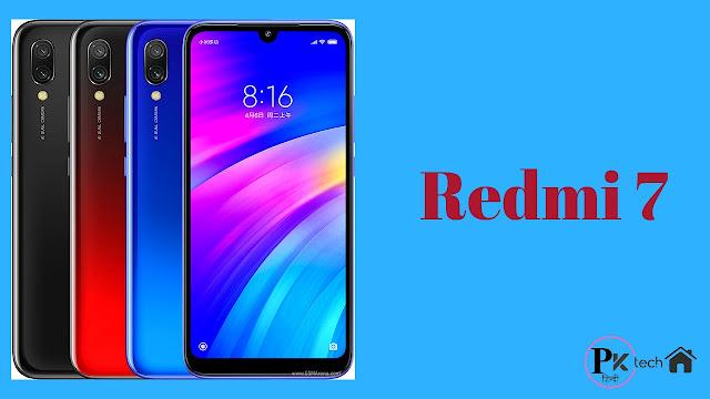 Xiaomi ने लॉन्च किया Redmi 7 - Rs 6000 मे दे रहा पावरफुल परफॉर्मेंस