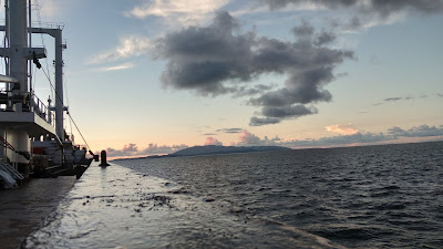 Wewak, PNG Anchorage