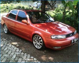 modifikasi mobil timor tahun 2000