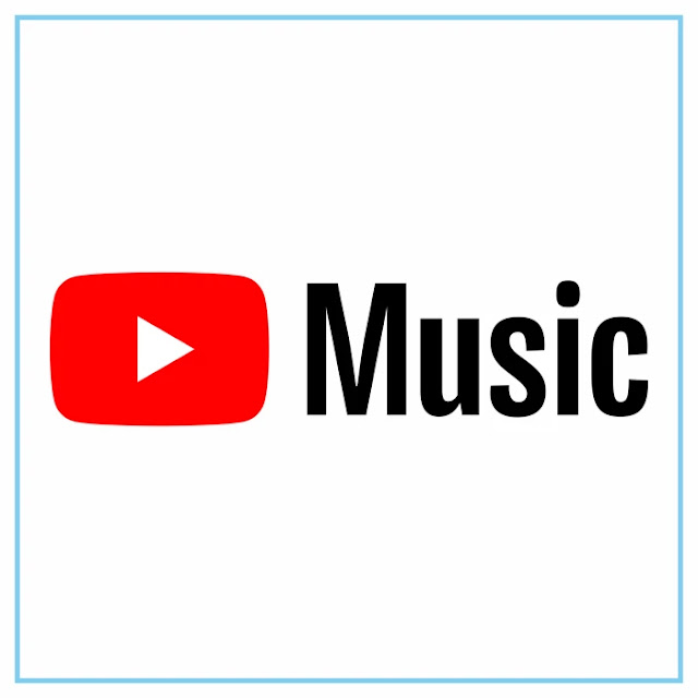 Youtube Music Logo - Free Download File Vector CDR AI EPS PDF PNG SVG