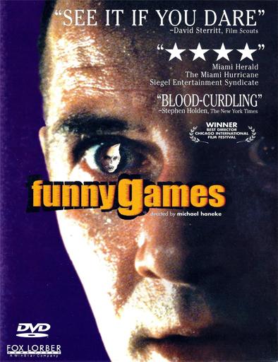 Ver Horas de terror (Funny Games) (1997) Online