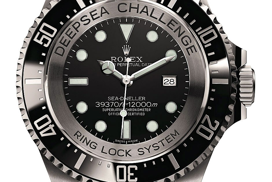fc00b750965 Home of Jake s Rolex World Magazine..Optimized for iPad and iPhone   Introducing the Rolex DEEPSEA Challenge Watch
