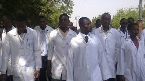 The Nigeria Resident Doctors To Begin Nationwide Strike Today