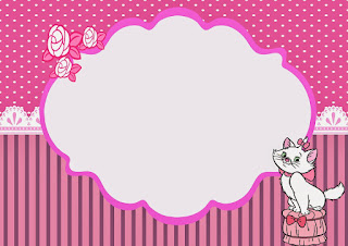 Kit de Marie en Rosa y Fucsia para Imprimir Gratis.