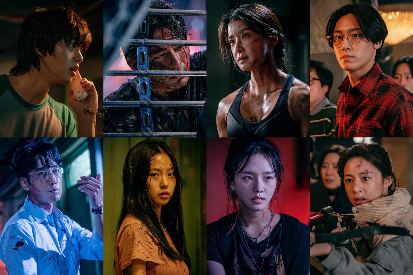 Netflix Unveils Thriller-drama 'Sweet Home' Poster Ahead of December 18 Premiere