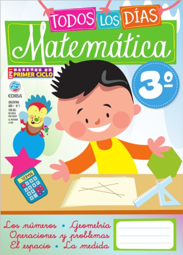 Material didáctico matemáticas 3 grado