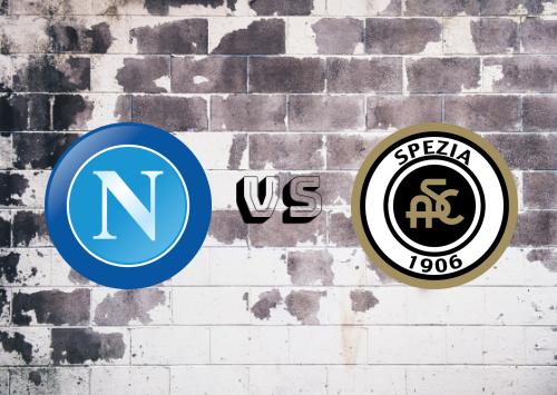 Napoli vs Spezia  Resumen y Partido Completo