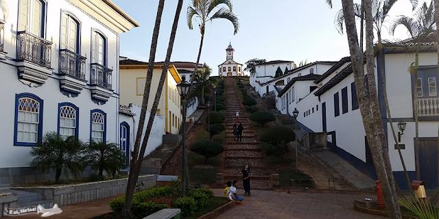 Centro Histórico, Serro, Minas Gerais, Caminho dos Diamantes, Estrada Real, Praça João Pinheiro