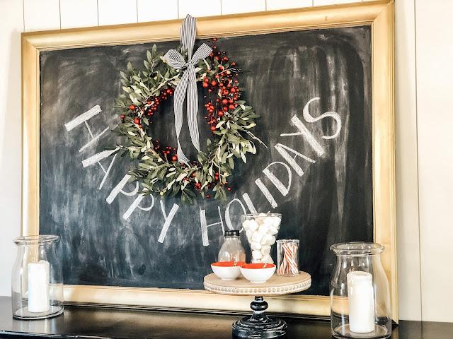 Creative ways to use Christmas Wreath